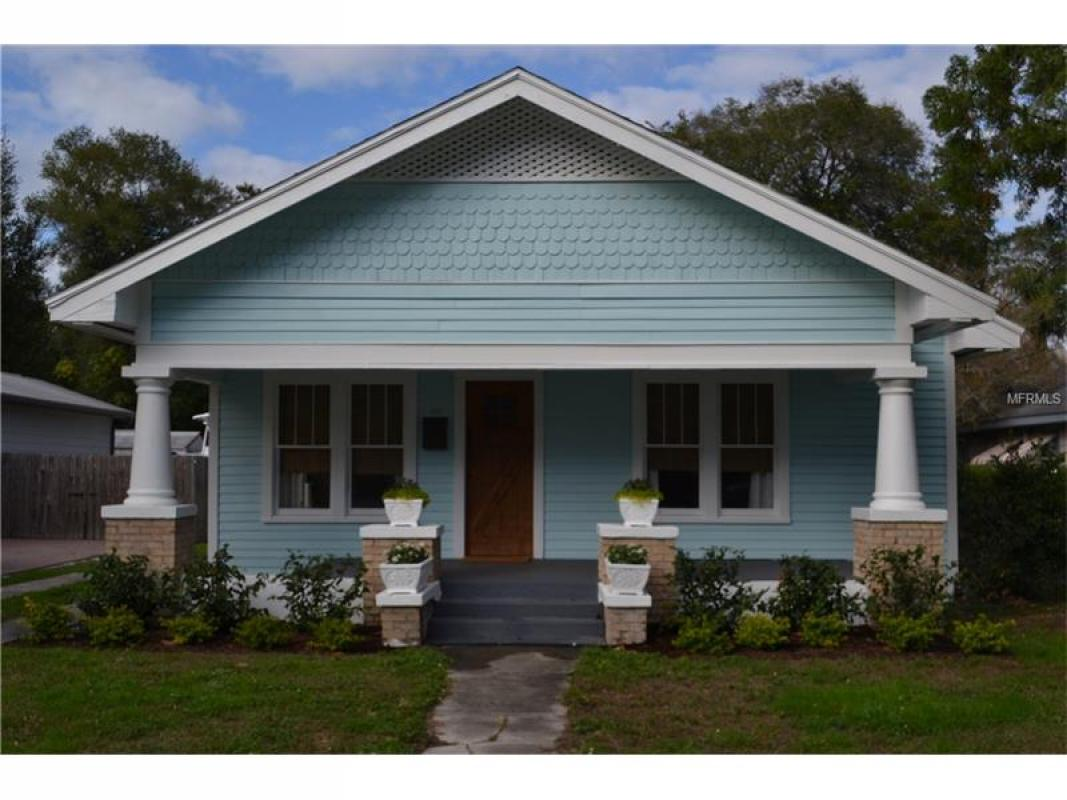 Beautiful Classic Bungalow in the Hear of Old Seminole Heights